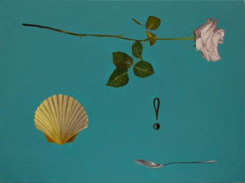 Sandro, 2015 oil on canvas 30 x 40 cm
